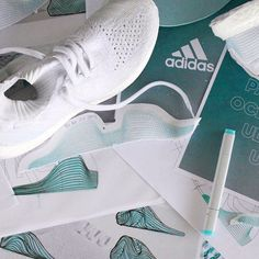 1ac79fd3c2d adidas and Parley make history with the first high performance products made  from ocean plastic Rose