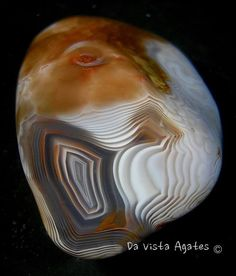 Another beautiful agate photo from Trista via Lake Superior Agate Collectors!