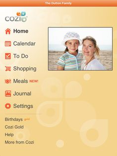 Cozi app (android/iphone) helps moms manage family calendars and activities in one spot | #cellphonerepairfvh