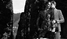 Strict Elegance – Daria Werbowy is sexy sophistication personified in the fall 2011 campaign from Salvatore Ferragamo. Joined by Mathias Lauridsen… Daria Werbowy, Christian Grey, Vogue Magazine, Heritage Brands, Salvatore Ferragamo, Editorial Fashion, Supermodels, Fashion Photography, Stylists