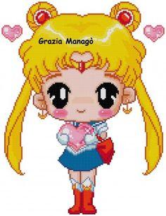Sailor Moon - Le crocette di Grazia