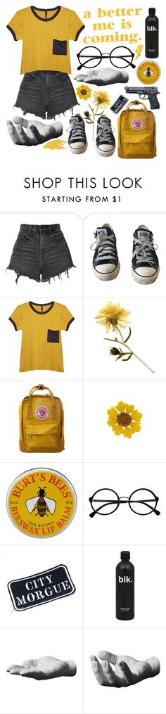 """""""it wont ever work out"""" by smkingtodth ❤ liked on Polyvore featuring Alexander Wang, Converse, Wet Seal, Fjällräven, Burt's Bees, Retrò and Areaware"""