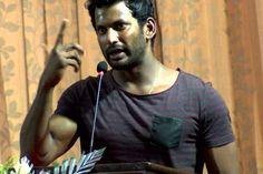 தமிழ் சினிமாவில் இருந்து ஓடி விடுங்கள் - எச்சரிக்கும் விஷால்.! #ActorVishal #SasiKumar #tamilnews #latestnews2017