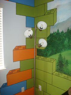 lego rooms ideas   crazy lego room - Boys' Room Designs - Decorating Ideas - HGTV Rate My ...