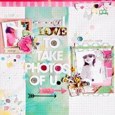Scrapbooking Inspiration Blog | Scraptastic Club