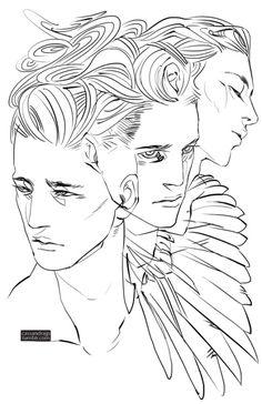 Adam Parrish #ravenboys