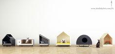 Dog Design Furniture! #dog #design #furniture #pet #minimalist