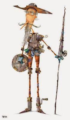 50 preguntas fundamentales sobre El Quijote. Book Illustration, Illustrations, Man Of La Mancha, Dom Quixote, Don Miguel, Literary Characters, Spanish Art, Chivalry, Fantasy Landscape