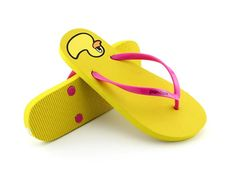 Women and Men's Flip Flop Sandals Stuffies Beach Slipper Prevent Slippery Slipper ** You can get more details by clicking on the image.