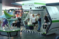 Master plan, Concept and Design & Build of the Lunarium gallery