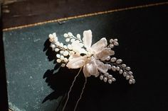 Kelly Spence Pia Hairpin