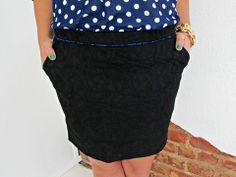 Vintage Princess Skirt