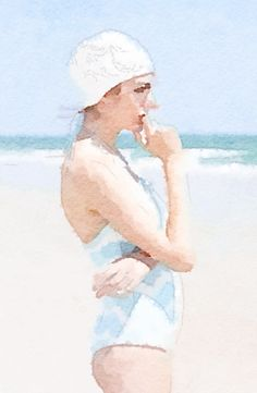 Painted in #Waterlogue.