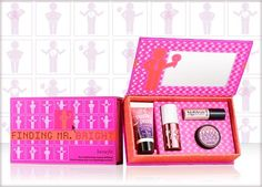 finding Mr. Bright make up kit.  You might not have found Mr. Right this time, but next time this will help.