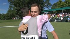 Justin Thomas wins in playoff at Nationwide - Korn Ferry Tour Video Justin Thomas, Childrens Hospital, Tours, Stars, Children's Clinic