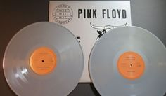 Online veilinghuis Catawiki: Pink Floyd - Live In Rotterdam * Very limited (100 copies SILVER vinyl) 2LP * Recorded at Ahoy, Rotterdam on April, 3, 1971