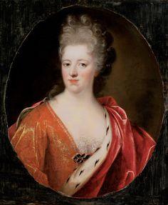 Шарлотта Амалия Гессен-Ванфридская, княгиня Трансильванская, жена Франциска II Ракоци