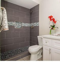 "LOVE this shower tile!!! Flip or Flop on HGTV ""House of ..."