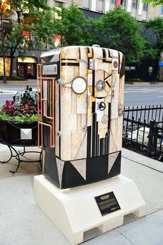 4 | See Refrigerators Turned Into Public Art