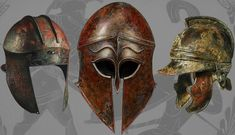 Greek Helmet, Roman Helmet, Corinthian Helmet, Helmet Armor, Hellenistic Period, Classical Antiquity, Greek Culture, Scrap Metal Art, Dark Ages