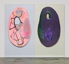 Image result for mike kelley painting