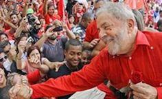Ex-presidente Lula lançará pré-candidatura no próximo dia 20 na sede do PT