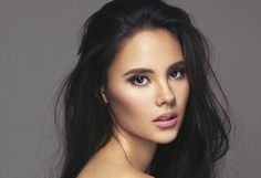 Watch: Catriona Gray Named as Miss Universe Philippines 2018 Winner Miss Universe Philippines, Gray Instagram, Filipina Beauty, Hot Hair Styles, Asian Hair, Queen, Beauty Pageant, Grey Fashion, About Hair