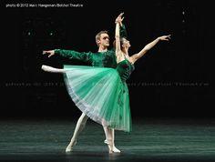 Anna Tikhomirova, Yuri Baranov, Bolshoi  photo (c) Marc Haegeman