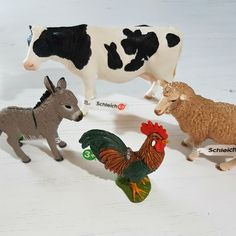 Petit Moi - Big World   UK Beauty, Parenting and Lifestyle Blog : Our First Thoughts on the Schleich 'Farm World Starter Set'