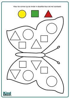 Preschool Writing, Numbers Preschool, Kindergarten Learning, Preschool Learning Activities, Kindergarten Math Worksheets, Worksheets For Kids, Math Math, Math Games, Coloring Worksheets