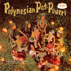 Polynesian Pot-Pourri [restaurant records, vintage vinyl]