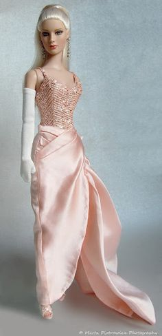 luluzinha kids ❤ bonecas - Tonner Portrait Glamour - Gown Only