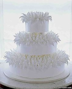 Use this recipe when making our Chrysanthemum Cake.