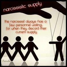 loss of narcissistic supply