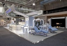 Dermalogica exhibition stand, The Display Builders - Australia