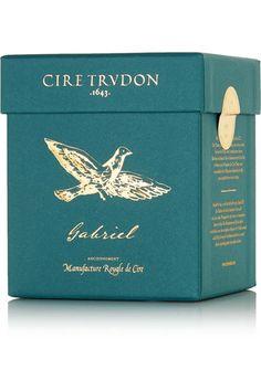 Cire Trudon   Gabriel scented candle   NET-A-PORTER.COM