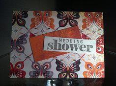 Wedding Shower Card
