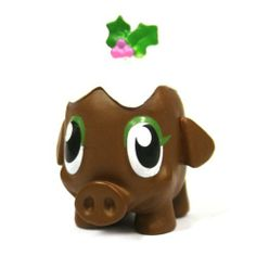 Moshi Monsters Christmas Moshling Collectable Figure - Mr Snoodle