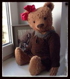 Traditional Teddy Bear Marfa by By Sasha Pokrass   Bear Pile