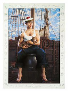 Sailors & Seamen                                   Oh hé Matelot, 2013, by Pierre et Gilles