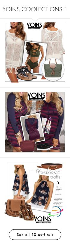 """YOINS COOLECTIONS 1"" by ozil1982 ❤ liked on Polyvore featuring yoins, yoinscollection, loveyoins, Chanel, Dolce&Gabbana, Envi:, Ÿù and WALL"