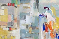 Martha Rea Baker | Santa Fe Artist working in Oil/Cold Wax ...