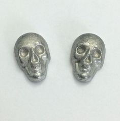 10pc Raw Skulls // Customize // Personalize // Unique // Made In The USA by Winky&Dutch