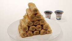 Baklava with Lebanese Coffee - Recipes - Poh's Kitchen