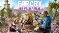 Far Cry New Dawn is an action-adventure first-person shooter developed by Ubisoft Montreal and published by Ubisoft. It was released for Xbox One on February 15 Live Action, Xbox One, Space Sounds, Payday 2, Far Cry 5, Liam Neeson, First Person Shooter, February 15, Crash Bandicoot