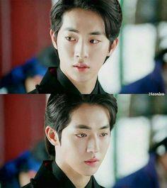 Baek Ah (Moon lovers). Nam Joo Hyuk Lee Sung Kyung, Jong Hyuk, Nam Joo Hyuk Scarlet Heart, Asian Actors, Korean Actors, Kim Book, Nam Joohyuk, Weightlifting Fairy Kim Bok Joo, Moon Lovers