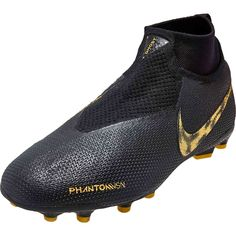 Buy the Black Lux pack Nike Phantom Vision Elite from SoccerPro Kids Soccer Cleats, Nike Soccer Shoes, Soccer Gear, Soccer Stuff, Youth Soccer, White Nike Shoes, Blue Shoes, Blue Sneakers, Girls Sneakers