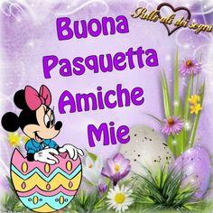 Buona Pasquetta amiche mie - BellissimeImmagini.it