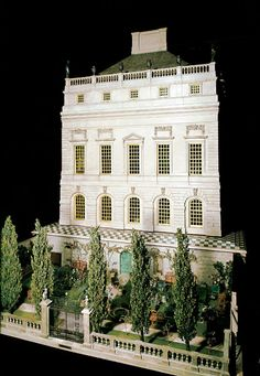 Queen Mary's Dolls' House by The British Monarchy, via Flickr