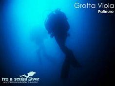www.imascubadiver.com  #scubadiver #immersioni #palinuro #grottaviola